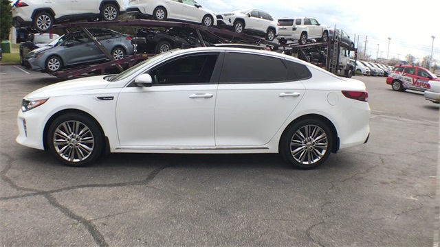 Pre Owned 2017 Kia Optima Sxl